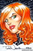 Black Widow by ToddNauck
