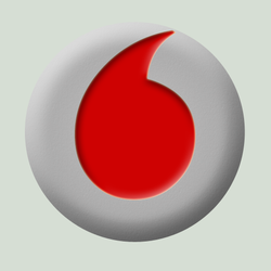 Vodafone - Icon by iPaxy