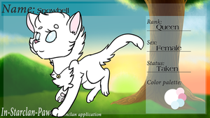 SnowBell by Nuller4444