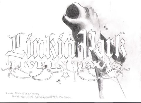Linkin Park - Live in Texas by Nakazawa