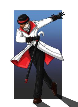 Roman Torchwick, Take A Bow by Katzel