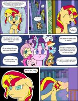 MLP Comic 36: The Mane 7 by Average-00