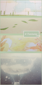 4 various textures 3 by Carlytay