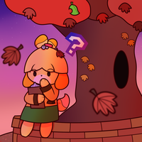 isabelle by pkpudding