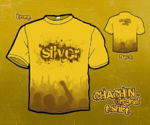 Silver by chachin