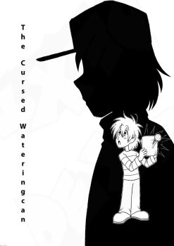 The Cursed Watering Can (Cover Page) by Dext