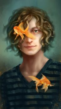 Fish Can Fly by efelidi
