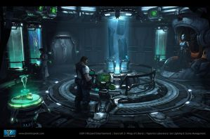 Hyperion Lab by DominicQwek