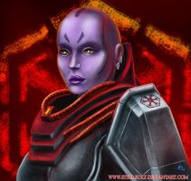 Sith Inquisitor by SteelBolt