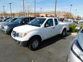 2018 Nissan Frontier S King Cab by CadillacBrony