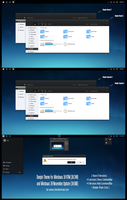 Deepin Theme For Windows 10 November Update by Cleodesktop