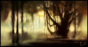 Forest by GaudiBuendia