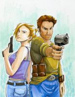 Uncharted by glance-reviver