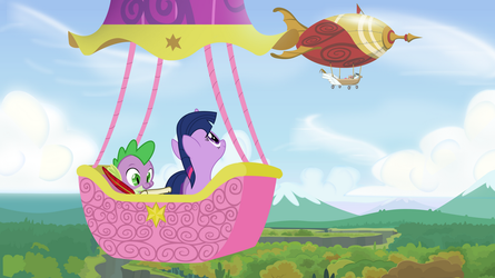 Twilight's Flights by Eagle1Division