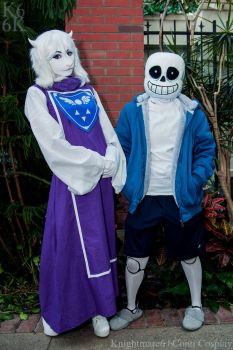 My Toriel Cosplay from Katsucon 2016 by Arorea
