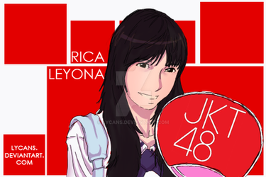 RicaJKT48 by lycans