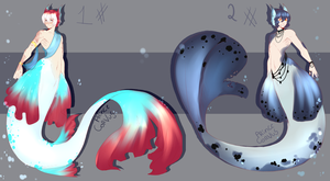 Siren Adopts CLOSED by PrinceCorvus