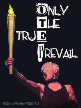 Only thE True Prevail (OTEP) by EveryDeadPetalFalls