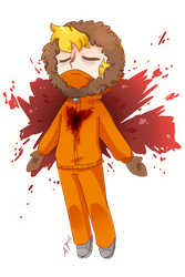 I Killed Kenny by Artist-squared