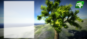 Realistic Tree1 by RakshiGames
