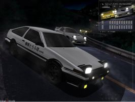 Theme For Initial D by XXI