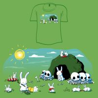 Woot Shirt - Spring Cleaning by fablefire