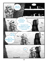 The Smell Of Dust In The Wind - Page 9 by Kitsunewolf95
