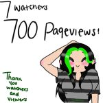 Thank You Everyone by Scribbles001