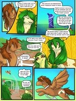 Adventures in Herdshire Ch1 Pg2 by AddictionHalfWay