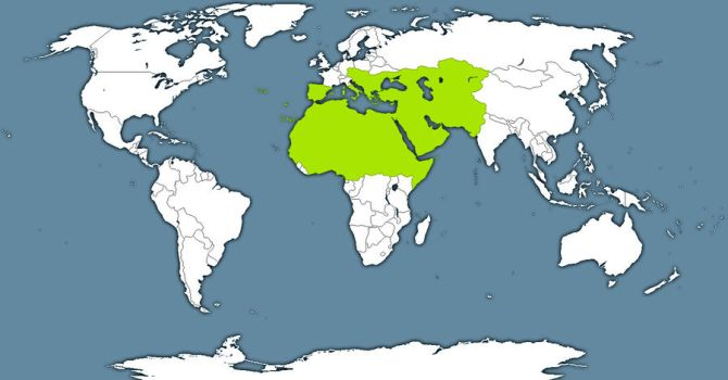 Greater Ottoman Empire by GeneralHelghast