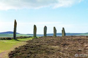 The Ring of Brodgar 1 by FoxDesigns