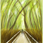 bamboo forest by Missrlola