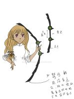Kyo's Bow by Musa-Eyre