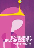 Princess Bubblegum - Adventure Time by beccyboo-412