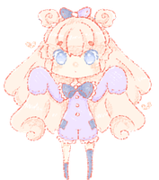 Crayon Cotton(Pagedoll) by WeeBabey
