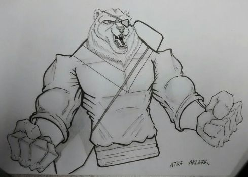 Atka Design Sketch by Icecap14626