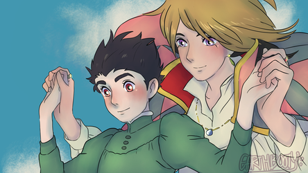 Mondo's Moving Castle by undershirt