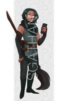 :CLOSED: Urban Witch by SgathanAdopts