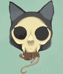 Cat Rat by WillDS85