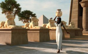 Pyramid Avenue by dazinbane