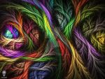 Psychedelic Wool