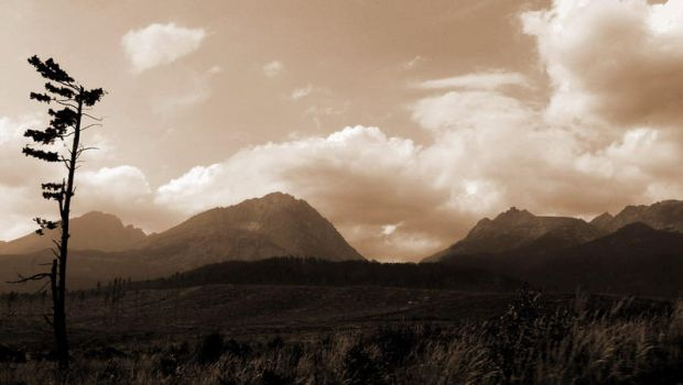 Slowackie Tatry by Hamiltonian