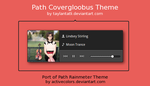 Path Covergloobus Theme ( Rainmeter Port ) by TaylanTatli