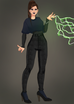 Casual Sith by Katechi
