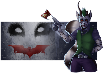 The Joker // Feat Malicious by Arch-Arts