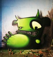 live kiwie by KIWIE-FAT-MONSTER