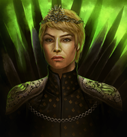 The queen of ashes by postcardsandroses