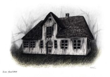 .: Judge Hansen's House :. by AmbergrisElement