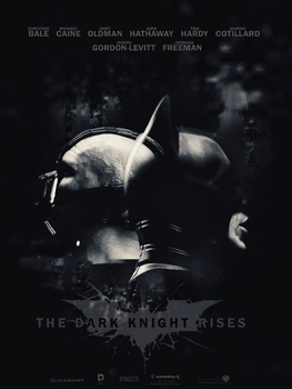 Batman : The Dark Knight Rises by el-maestro