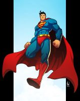 Supes by Paranoidvin